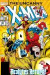 Uncanny X-Men (1963) #298 Cover