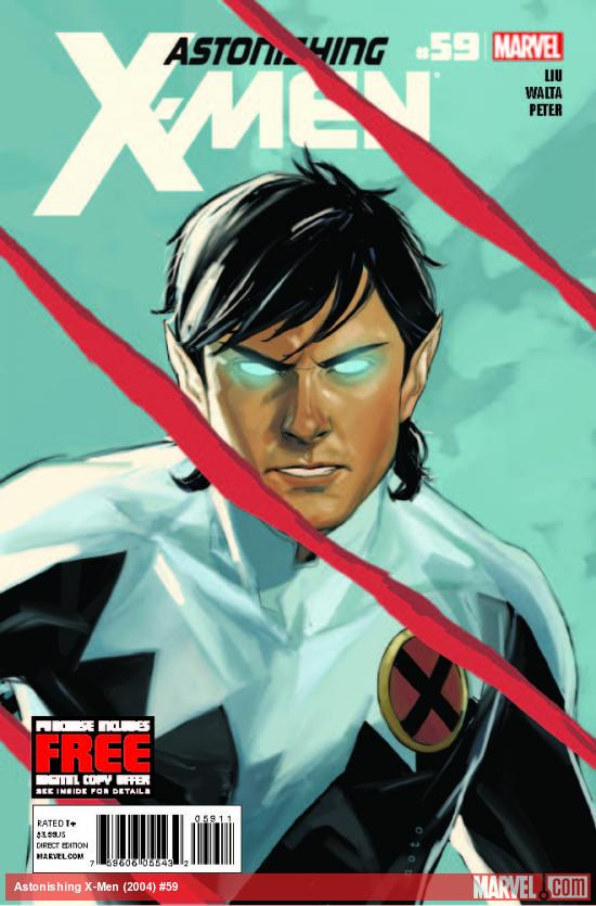 ASTONISHING X-MEN 59 (WITH DIGITAL CODE)