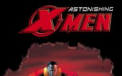 Cover for Astonishing X-Men (2004) #7