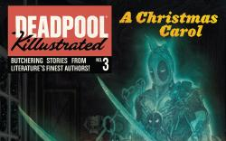 cover from Deadpool: Classics Killustrated (2013) #3