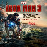 Watch the red carpet at the World Premiere of Marvel's Iron Man 3