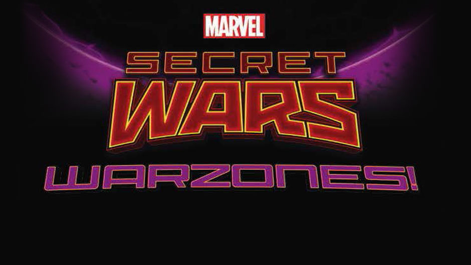 Secret Wars: Warzones