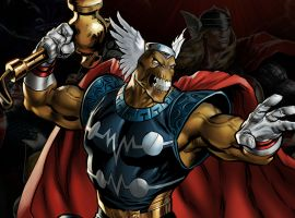 Beta Ray Bill in Avengers Alliance