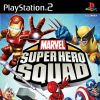 Marvel Super Hero Squad Video Game PS2 Box Art