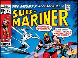 Sub-Mariner #35