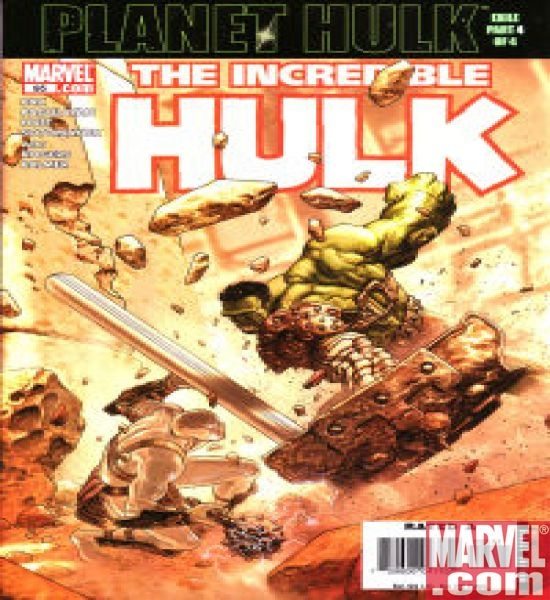 Incredible Hulk #95