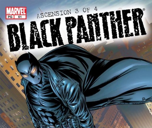 Black Panther #61