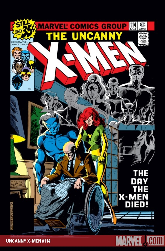 UNCANNY X-MEN #114