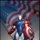 WHAT IF? CIVIL WAR SILVESTRI VARIANT #1