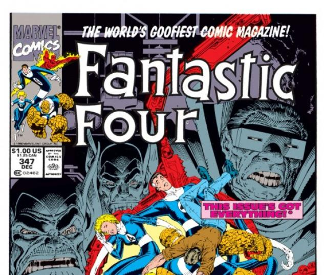 Fantastic Four (1961) #347