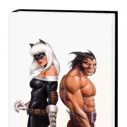 WOLVERINE &amp; BLACK CAT: CLAWS COVER