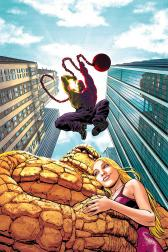 Marvel Adventures Fantastic Four Vol. 5: All 4 One, 4 for All (Digest)