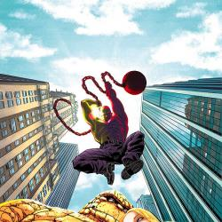 Marvel Adventures Fantastic Four Vol. 5: All 4 One, 4 for All (2007)