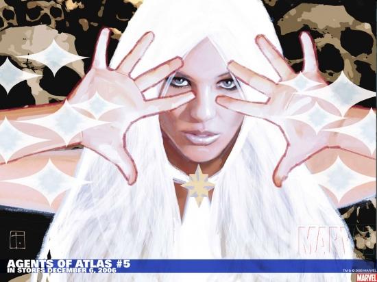 Agents of Atlas (2006) #5 Wallpaper