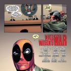 DEADPOOL: WADE WILSON'S WAR #1 preview art by Jason Pearson
