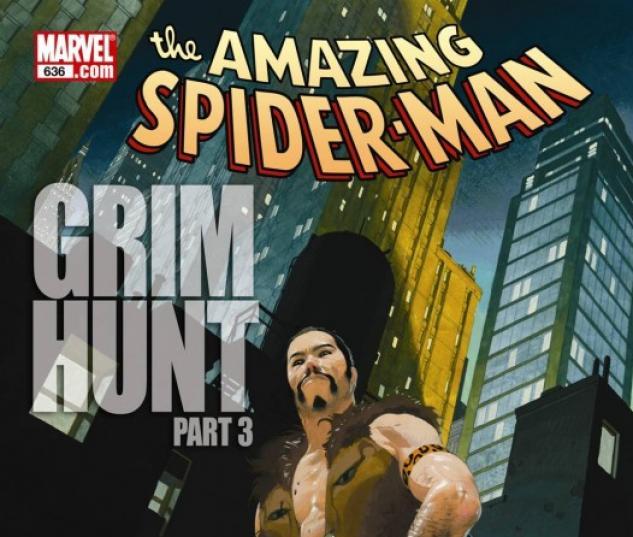 Amazing Spider-Man (1999) #636