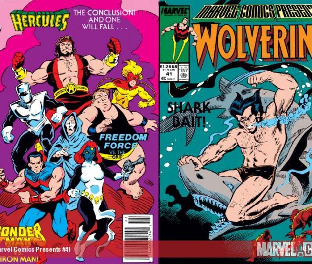 Marvel Comics Presents #41