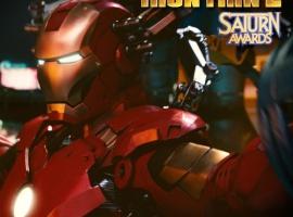 Iron Man 2 Earns 4 Saturn Award Nominations