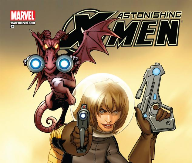 Astonishing X-Men (2011) #42 Cover