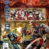 Avengers: X-Sanction #1 Jim Hanley's Universe Variant