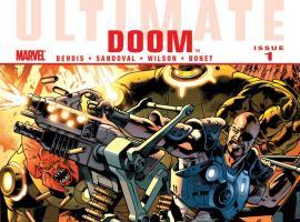 Ultimate Comics Doom (2010) #1