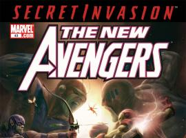 New Avengers (2004) #43