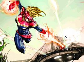 Sneak Peek: Captain Marvel #3
