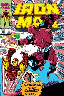 Iron Man (1968) #257