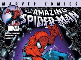 Amazing Spider-Man (1999) #34 Cover