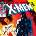 Uncanny X-Men (1963) #203 Cover