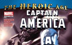 Captain America (2004) #609