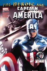 Captain America #609 