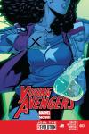 cover from Young Avengers (2013) #3