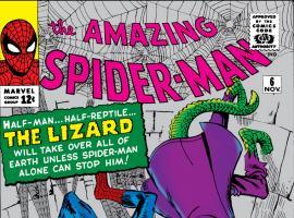 Amazing Spider-Man (1963) #6