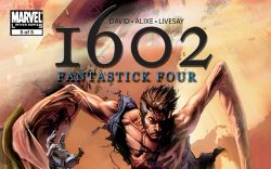 Marvel 1602: Fantastick Four (2006) #5