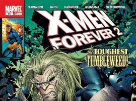 X-Men Forever 2 (2010) #14 Cover