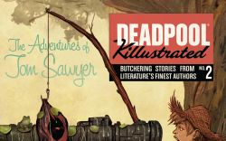cover from Deadpool: Classics Killustrated (2013) #2