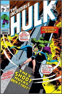 Incredible Hulk #142