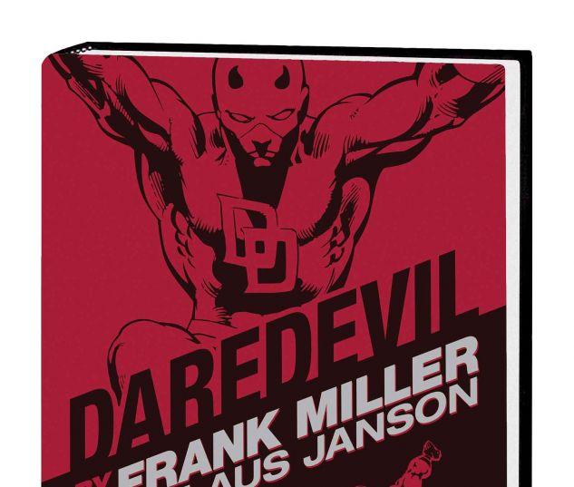 DAREDEVIL BY FRANK MILLER & KLAUS JANSON OMNIBUS HC (NEW PRINTING)