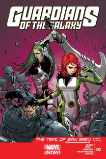 Guardians of the Galaxy (2013) #12