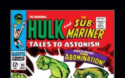Tales to Astonish (1959) #91 Cover