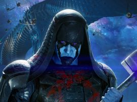 3 New Villains Posters for Marvel's Guardians of the Galaxy master