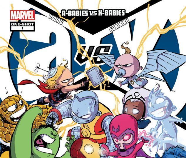 A-Babies VS. X-Babies (2012)