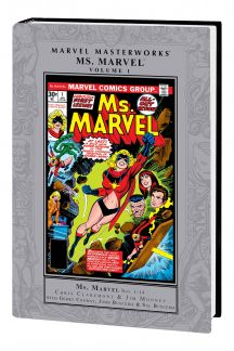 Marvel Masterworks: Ms. Marvel (Hardcover)