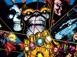 Whoever Holds the Infinity Gauntlet