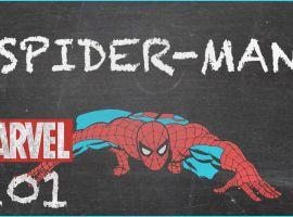 Spider Man - MARVEL 101