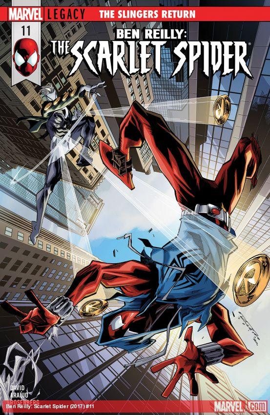 Ben Reilly: Scarlet Spider (2017) #11