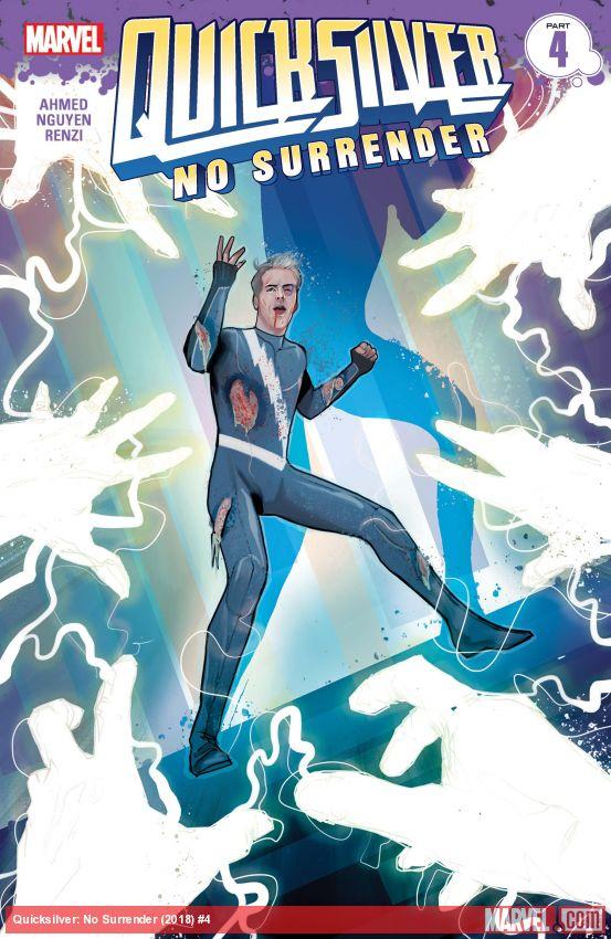 Quicksilver: No Surrender (2018) #4