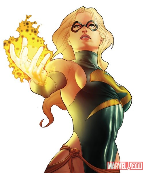 Ms. Marvel Master