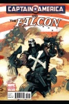Captain America and the Falcon (2010) #1 (GATEFOLD VARIANT)